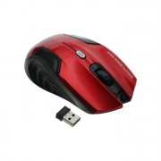 Mouse Worth VC E-1500 Wireless Mouse - Red